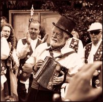 Morris Man by sags