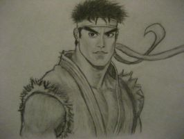 Ryu from Shinkiro by IronCobraAM
