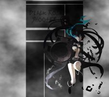 Black Rock Shooter YT by Lilliania