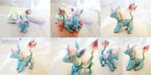 Kirin Poseable Doll by vonBorowsky