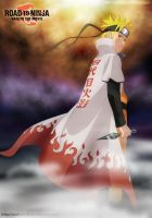 Naruto Hokage by Epistafy