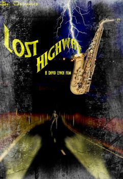 lost highway by opinguino