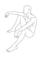 Male Pose 06 by Death-Tendency
