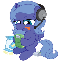 Gamer Woona by T-3000
