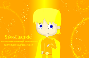 Star Electric by tuwachiturraforever
