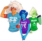 Homeworld Gems by NinjAubrey