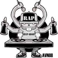 Elements of Hip Hop by AVN88