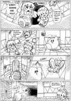Kirby Princess of Dream Land comic Page-5 by Deitz94