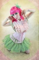 Candy Doll by artraged