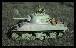 Sherman Tank 1/16 Pic 2 by FarawayPictures
