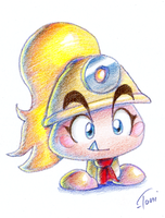 Cute Goombella by bot-chan