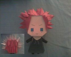 Paper Doll: Axel by Innocently-Creating