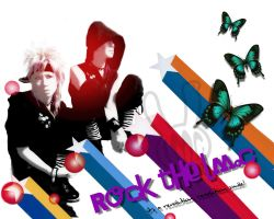 LM.C + ROCK THE LM.C by drag-my-soul