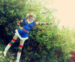 Rainbow Brite Attack by Leah-Sama