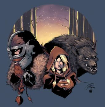 By Harris, Fischer and Freeman by Wolves-of-Odin-Fans