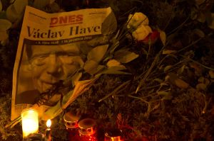 Vaclav Havel - sadly departed by atiratha
