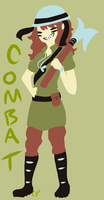 Combat Color by Ask-CompactPrincess