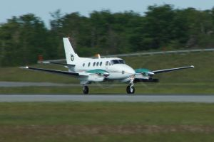 King Air take off by tdogg115