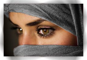 Arabic Women by naderbellal