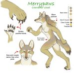 Merrypaws character sheet by merrypaws