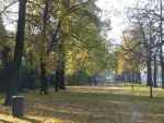 Warsaw, autumn 2009 by Andromeda-Mirtle