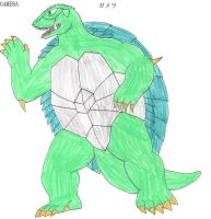 G Reborn GAMERA by KingShisa08
