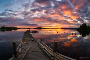 Sunrise in Juurikkasaari 08.15 by m-eralp