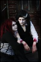 Closet cosplay-Sweeney Todd by Ane-ue