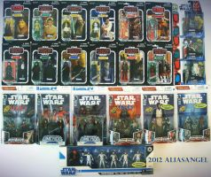 Star Wars Haul of January and February 2012 by aliasangel2005