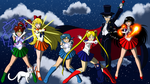 Sailor Moon by Atomic-Chinchilla