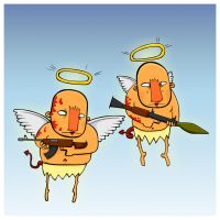 Angels and Demons by Bakus-design