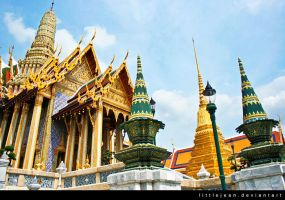 Grand Palace by LittleJean