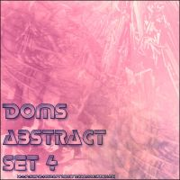 Doms abstract set 4 by lildom