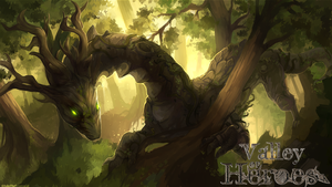 .: Forest Dragon :. by JuliaTheDragonCat
