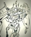 TFP Optimus Prime by piercethisheart