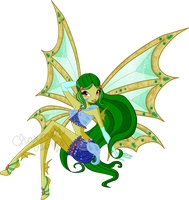 CP: Sierra Enchantix by CharmedWings
