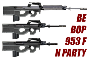 FN Party - P90 - FAL by BeBop953