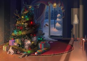 christmas tree? by depyy
