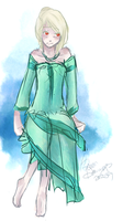 Teal and Green by jelw7