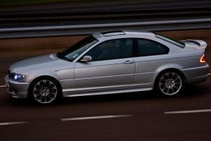 BMW at Dusk by DundeePhotographics