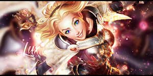 Lux, the Lady of Luminosity by Juicername