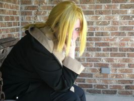 Edward Elric No Matter by DuoSmexyMaxwell
