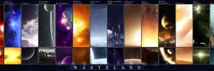 Wasteland Pack by TerraSpace
