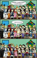 An FF Christmas Story 12 by ShapeQuest