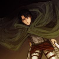 Rivaille by kahmurio