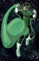 The Greatest Lantern by thelearningcurv