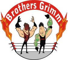 Brothers Grimm by doncroswhite