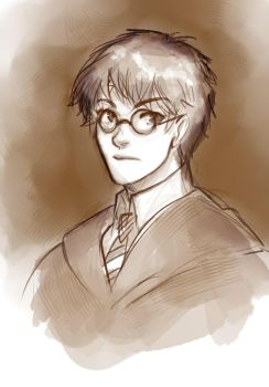 Harry Potter by AntheiaVaulor