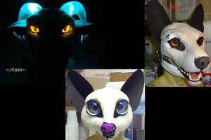 WIP Masks by DreamVisionCreations