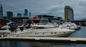 Docklands Mooring by Captainttroy